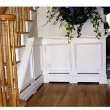 baseboard covers install wide baseboard molding over existing