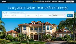 house rental orlando florida no service booking fees on orlando vacation rentals vr360homes com