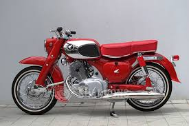sold honda cb77 305cc u0027dream u0027 motorcycle auctions lot al shannons