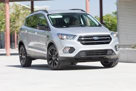 Ford Escape Fuel Economy - 2017 ford escape se 1 5 awd first test review