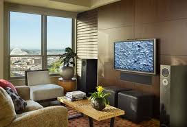 Small Condo Interior Design Ideas Approxate Size For TV Wall - Condominium interior design ideas