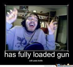 Pewdiepie Meme - pewdiepie logic awesomeness by braduntitaled meme center