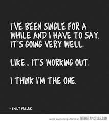 Memes About Being Single - no partner no problem 25 funny quotes about being single