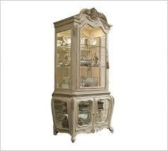 White Curio Cabinet White Curio Cabinet Vintage China Cabinet Annie Sloan Chalk Paint