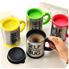 Coffee Mugs Wholesale Aliexpress Com Buy Self Stirring Coffee Cup Mugs Electric Coffee