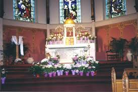 religious easter decorations speechless sunday church easter decoration