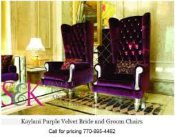 and groom chairs luxury wedding event lounge furniture king and throne chairs