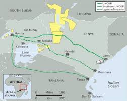 East Africa Map East Africa Regional Cooperation In Oil U0026 Gas Possible Reality