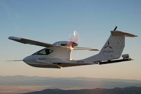 hibious light sport aircraft icon aircraft receives first ever spin resistance seal of approval