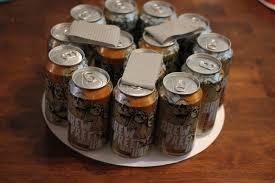 Beer Tower Cake U2013 Creative Super