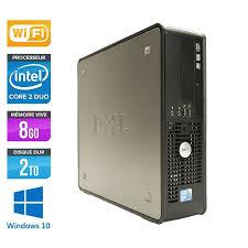 pc bureau wifi intégré unite centrale avec wifi integre windows 10 achat vente pas cher