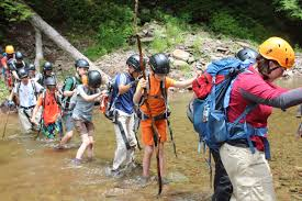 a new survival academy summer camp at frost valley ymca daily dose