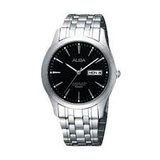 Foto Jam Tangan Merk Alba jual jam tangan pria merk alba harga menarik blibli