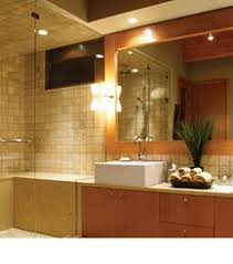 Recessed Lighting For Bathrooms by Phillips Lighting Bathroom Light Fixtures Contemporary Lights