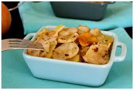 cuisiner sans graisse pommes de terre boulangères aux herbes sans sel et sans gras