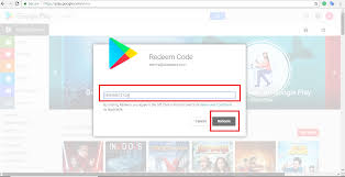 play egift how can you redeem the play egift card won in bluestacks bi