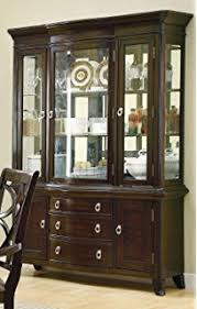 Black China Cabinet Hutch by Amazon Com American Drew Camden Black China Cabinet China Cabinets