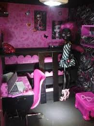 chambre high chambre high inspiration draculaura dollhouse