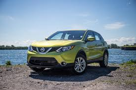 nissan qashqai models 2017 first drive 2017 nissan qashqai canadian auto review