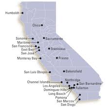csudh map the california state sacramento state catalog
