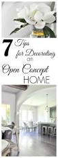how to decorate an open concept living area decor gold designs