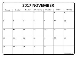 printable calendar page november 2017 november calendar 2017 printable and free blank calendar printable