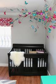 Bedroom Design Butterfly Baby Room Decor 5