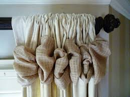 Tab Top Button Curtains 18 Best Scrunchie Tab Top Treatments Images On Pinterest
