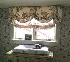 Short Wide Window Curtains by Leatherwood Design Co Special Touches