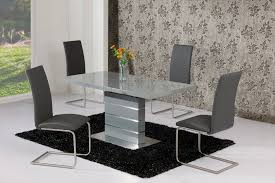 Grey Dining Table Chairs Dining Table Grey Leather Dining Table Chairs Grey Wood Dining