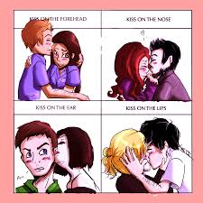 Cute Memes For Him - chuck cute kiss meme by sajikohei on deviantart