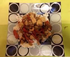 recette cuisine chinoise poulet sauté aux noix de cajou chinois recette de poulet sauté