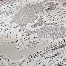 lace vinyl table covers decor lovely lace tablecloths for dining table decoration ideas