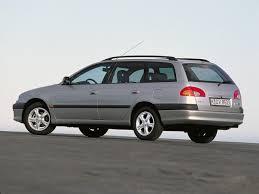 toyota avensis wagon specs 1997 1998 1999 2000 autoevolution