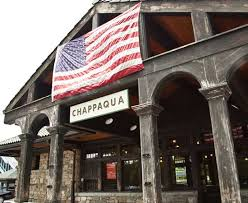 Chapaqqua Chappaqua New York Hudson Valley Restaurant Cafe Train