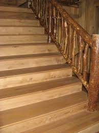 wood stairs u0026 reclaimed trim whole log lumber