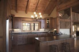 hybrid kitchen goshen timber frame homes hybrid kitchen