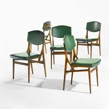 gio ponti gio ponti chairs model 692 set of five