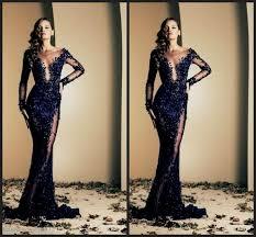 dh prom dresses navy blue lace prom dresses naf dresses