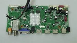 t rsc8 10a 11153 hdtv parts smt120457 t rsc8 10a 11153 v500hj1 l01 rev c1