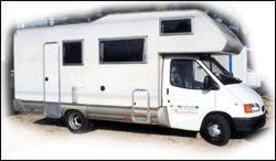 hire a in italy motorhome and cervan rental italy rome milan venice