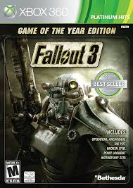 amazon black friday pc games amazon com fallout 3 game of the year edition xbox 360