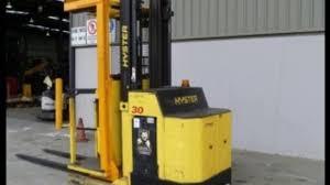 hyster b114 e20bs e25bs e30bs americas forklift service repair