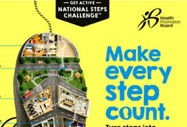 Challenge Steps Stepping Up To The Healthy Challenge Infocomm Media Development