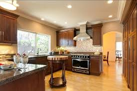 Kitchen Crown Moulding Ideas Kitchen Crown Molding Ideas Kitchen Traditional With Recessed