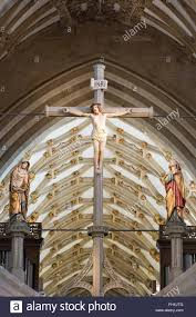 scissor st cathedral st cross arches scissor arch and jesus