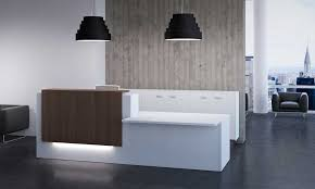 Reception Desk Furniture Lavish Reception Desk Design Thediapercake Home Trend