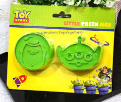 disney toy story alien buzz cookie cutters molds stamps amazon