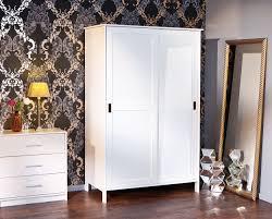 armoire chambre 120 cm largeur armoire chambre 120 cm largeur 6 armoire mafra blanche 2 portes