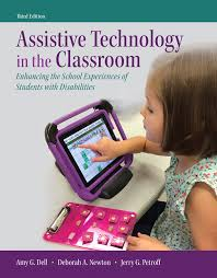 Assistive Technology For The Blind Dell Newton U0026 Petroff Assistive Technology In The Classroom